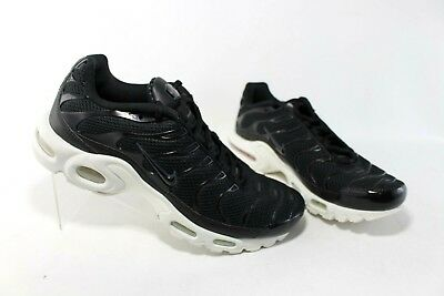 NIKE AIR MAX Plus BR TN Tuned Running Shoes Black Summit