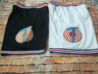 Space Jam Tune Squad Basketball Shorts Pants Jordan Bugs Lola Murray Taz S-XXXL