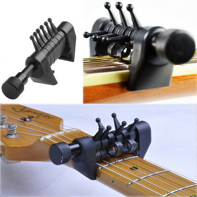 Multifunction 6 Chord Capo Open Tuning Spider Chords for Acoustic Guitar Strings