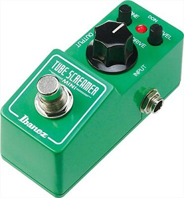 F/S Ibanez TS MINI Tube Screamer Mini Guitar Effect Pedal With Tracking... Japan
