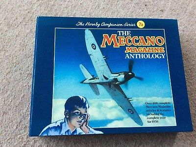 Meccano Magazine Anthology by Manduca, Joseph Hardback Volume 7a With Slip Case