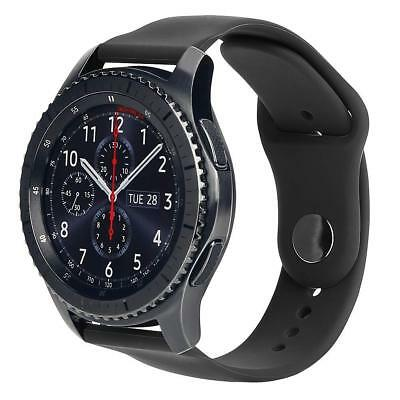 22mm Silicone Bands for Gear S3 Frontier Classic Samsung Galaxy Watch 46mm