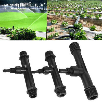 Garden S-L Irrigation Device Venturi Fertilizer Injector Switch Water Tube Parts