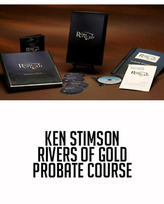 Ken Stimson - Rivers of Gold Probate Course
