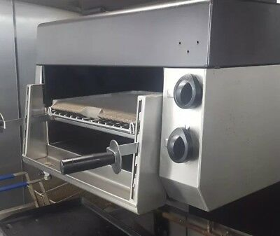 catering gas salamander grill and shelf Lincat Opus 700 OG7302N