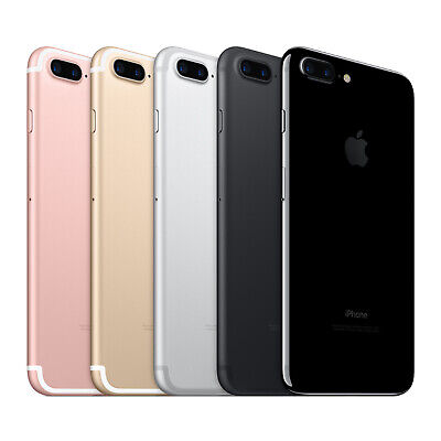 Apple iPhone 7 Plus 32GB 128GB All Colours Unlocked Smartphone