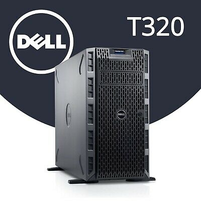DELL POWEREDGE T320 Tower Intel Xeon Octa Core E5-2440v2