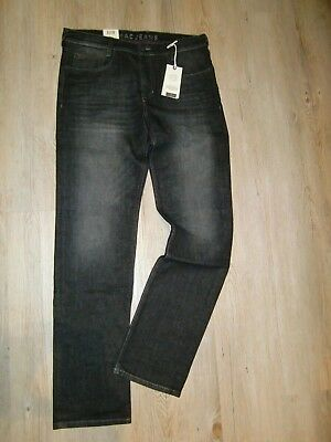 7a363763ab86d MAC JEANS ARNE black scratched used