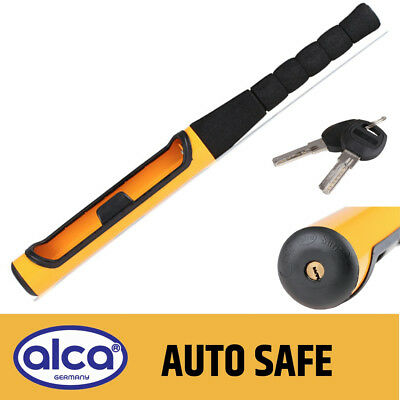 TOP Heavy duty steering wheel lock baseball bat lock CAR VAN MOTORHOME 2 keys
