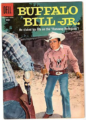 Buffalo Bill Jr. #7, Fine Condition