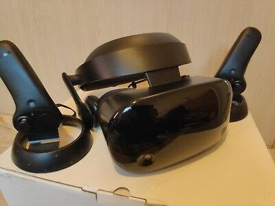 Samsung Odyssey WMR VR HMD Headset Great condition.