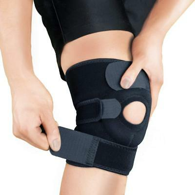 Bracoo KS10 Knee Support, Open-Patella Stabiliser & Adjustable Brace Pain Relief