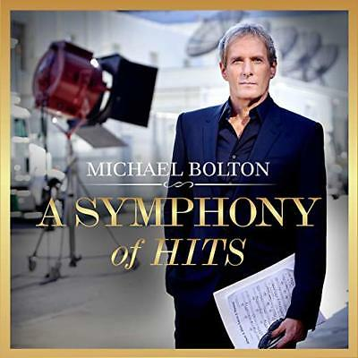 Michael Bolton Cd - A Symphony Of Hits (2019) - New Unopened - Pop Rock