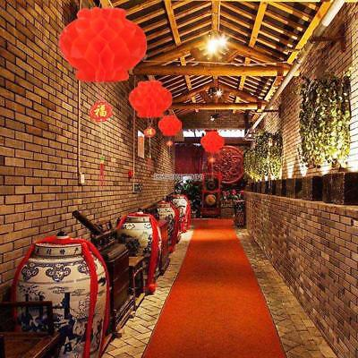 2pcs Chinese Red Lanterns For New Year Chinese Spring Festival Wedding New 01
