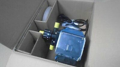 Ecolab Diaphragm Piston Metering Pump Emp 11