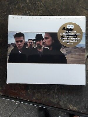 U2 The Joshua Tree Deluxe Cd
