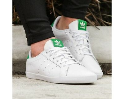 Classic M19536 Adidas Stan Smith W Green Women Miss Originals Shoes White I2HeWED9Y