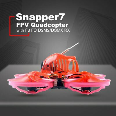 Happymodel Snapper7 Brushless WhoopI Aircraft BNF Micro 75mm FPV Quadcopter MR