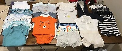 baby boys up to 1 month Bundle Outfits Mothercare Next New And Used