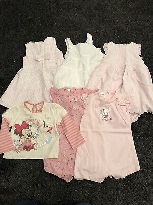 Girls Clothing 6-9 Months Bundle