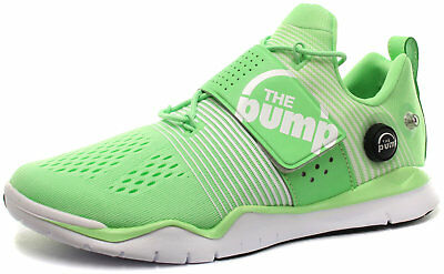 REEBOK ZPUMP FUSION TR Green Womens Training Fitness Shoes V72776 ... bf8b879eb