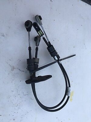 FORD TRANSIT MK7 2006-2014 2 4 TDCI Gear Change Selector Cables RWD 6 Speed
