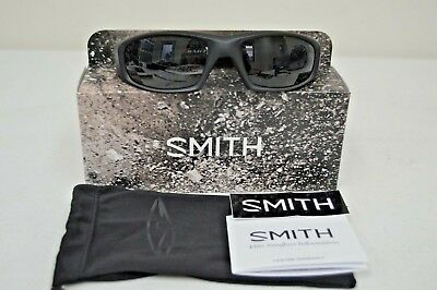 969fc7ff74 Smith Elite Hudson Tactical Sunglasses Black Frames Grey Lenses HUTPCGY22BK