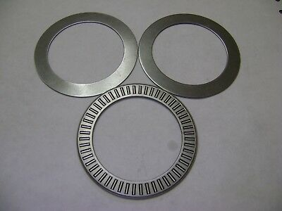 """Tc3244 Nta3244 Thrust Needle Roller Bearing With Two Washers 2"""" X 2-3/4"""" X 5/64"""""""
