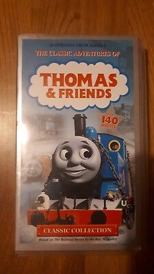 Thomas And Friends Vhs 2002 - 26 Episodes From Series 5