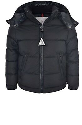 826d35503 AUTHENTIC MONCLER BOYS Puffer Jacket size 12 Army-Long sleeved ...