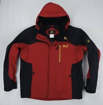 sale usa online vast selection first look JACK WOLFSKIN COLD Trail Men Winter Texapore Jacket Outdoor ...