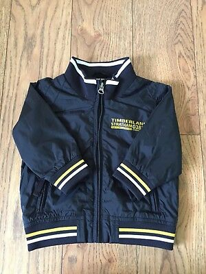 Timberland boys Jacket/Coat 6 Months Excellent Condition