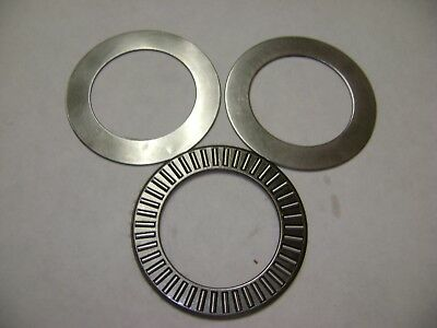 NTA1018 Thrust Needle Roller Bearing With Two Washers 15.88 x 28.58 x 3.584mm