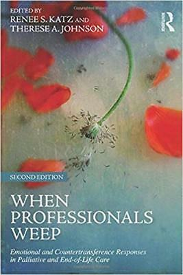 [PDF] When Professionals Weep Emotional and Countertransference Responses in Pal