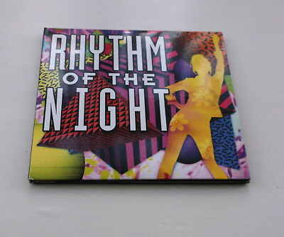 Rhythm Of The Night Various Artists 3 Disc Cd  -Used