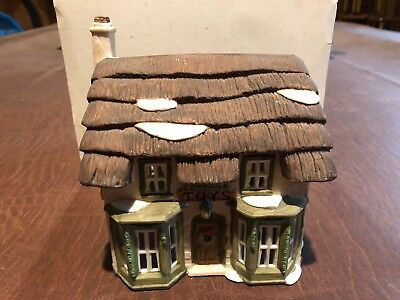 Department 56 ** COTTAGE TOYS ** Dickens Village Retired