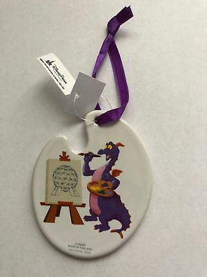 Disney 2019 Epcot International Festival of the Arts Figment Ornament New Tags