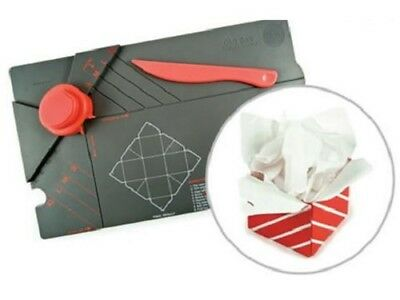 Gift Box Punch Board Various Sizes by We R Memory Keepers  +  EASY Instructions