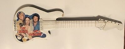 "1981 Dukes of Hazzard Electric Style Guitar Toy, 26"" RARE General Lee"