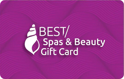 Best Spas & Beauty Gift Card $50 & $100 - Digital Gift Card