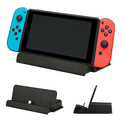 For Nintendo Switch Charging Docking Station Type C Charger Stand Portable