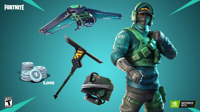 NVIDIA Fortnite Frenzy Counterattack Game Bundle Download for PC *FAST DELIVERY*