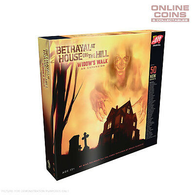 Betrayal at House on the Hill Widows Walk Expansion - Avalon Hill Board Game