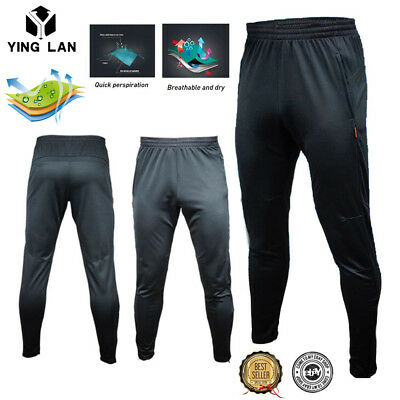 Men's Track Pants Casual Sports Jogging Bottoms Joggers Gym Sweats Trousers Soft