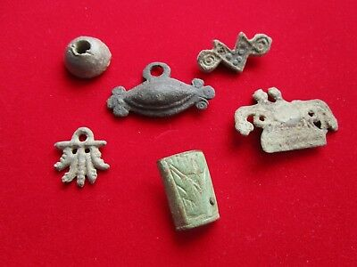 Ancient Celtic  DECORATIVE ITEMS,PENDANTS,FITTINGS