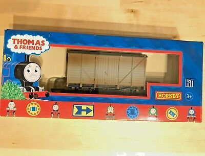 NEW BOXED Hornby Thomas & Friends Grey Vent Van R9238 - DISCONTINUED!