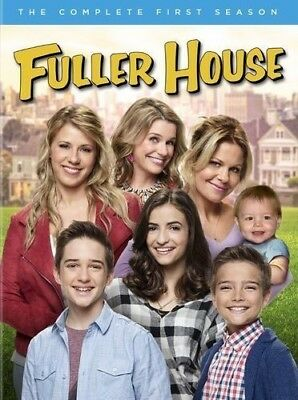 Fuller House: The Complete First Season 1 - 3 DISC  (REGION 1 DVD Used Like New)
