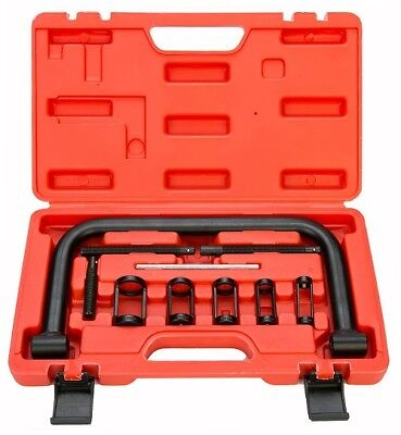 Auto Valve Spring Compressor C Clamp Tool for Motorcycle, ATV, Car, Small Engine