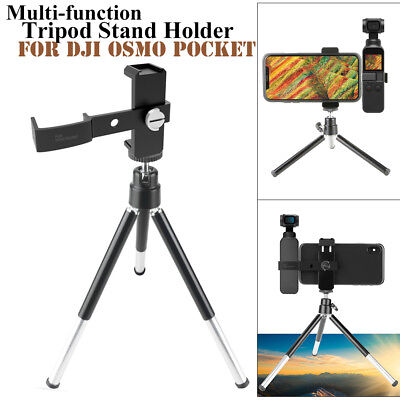 Multi-function Tripod Mount Stand Moblie Phone Holder For DJI Osmo Pocket Gift