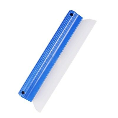 12 Inch Silicone Car Window Clean Squeegee Car Wash Dry Water Blade St U8T5